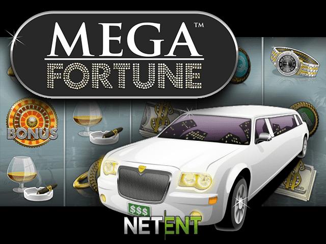 Игровой слот Мега Фортуна